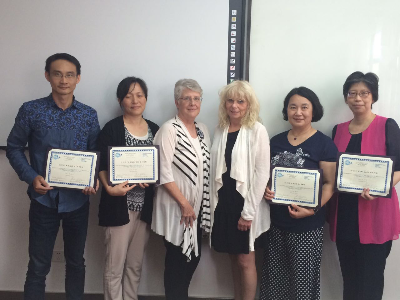 Greater China International Master Trainers Workshop